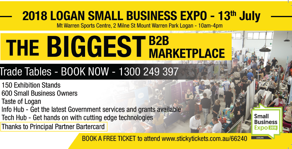 Business Expos | Brisbane | Gold Coast | Small Business Expos | Logan Dl Flyer Updated