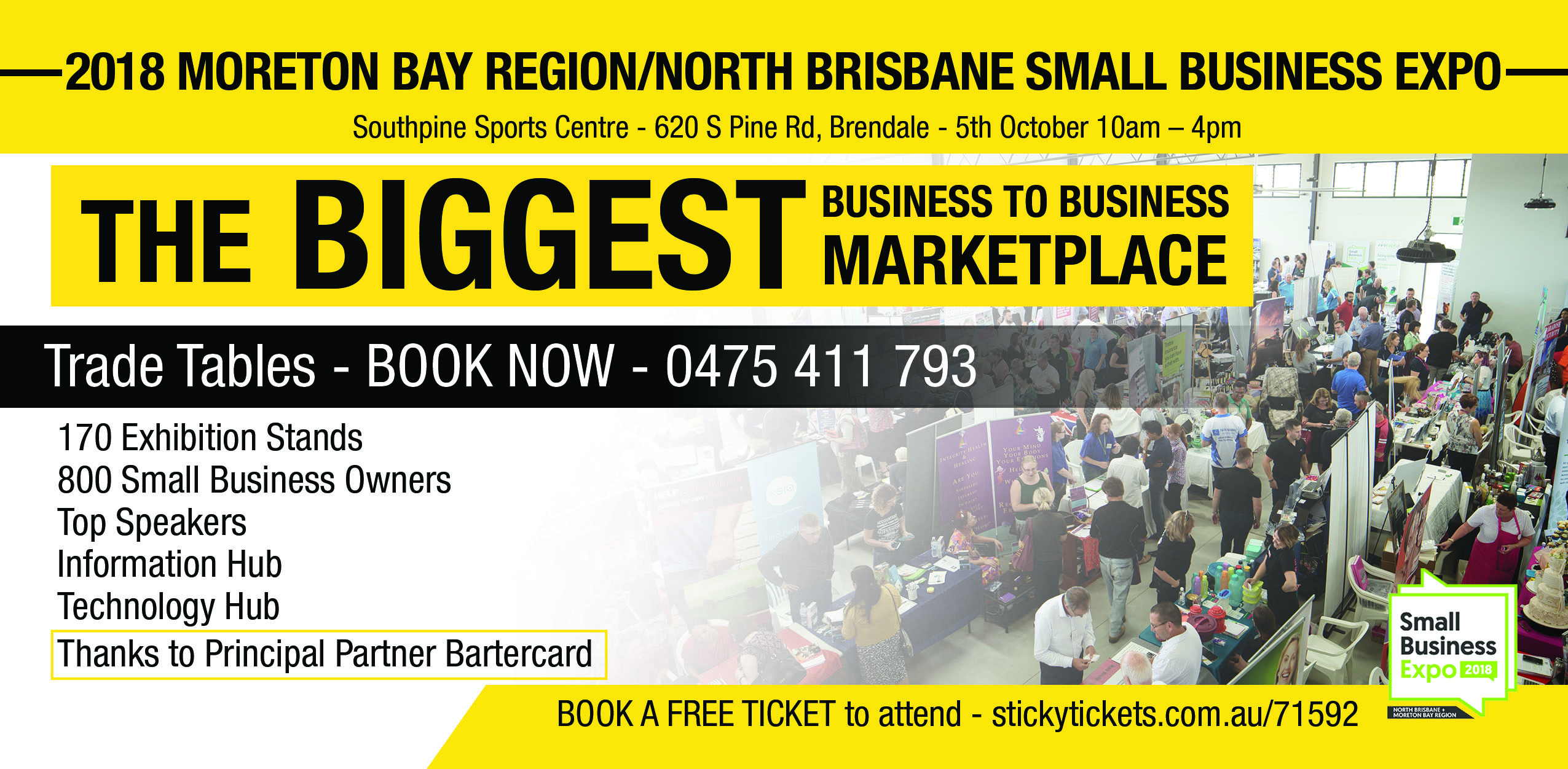 Business Expos | Brisbane | Gold Coast | Small Business Expos | Moreton Bay Nth Bne Dl Flyer Low Res