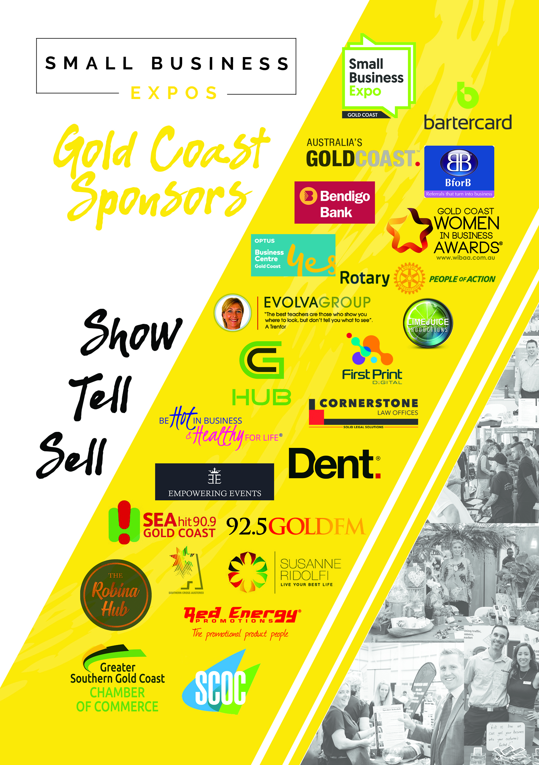 Business Expos   Brisbane   Gold Coast   Small Business Expos   Gc A5 Flyer Back