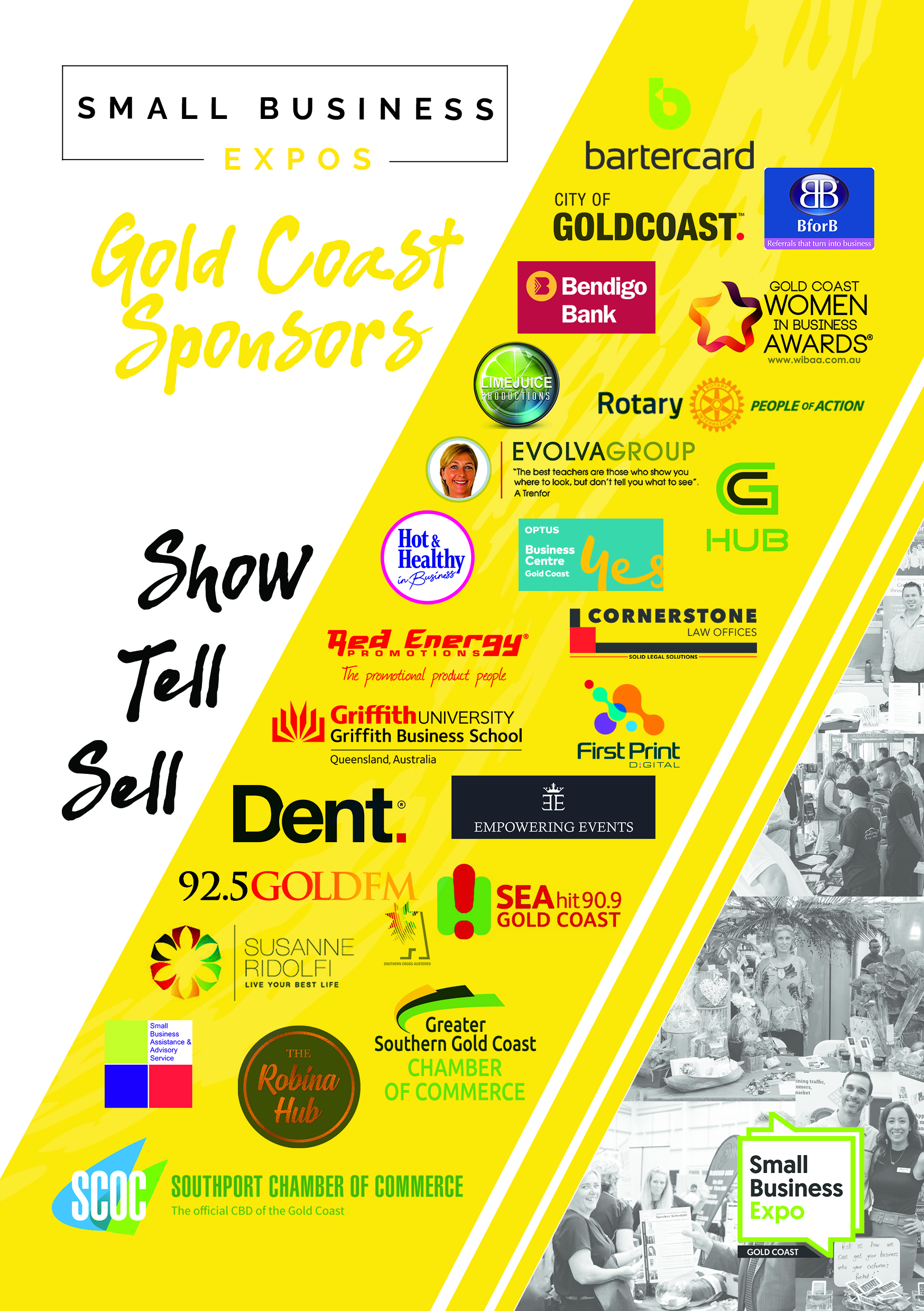 Business Expos | Brisbane | Gold Coast | Small Business Expos | Gc A5 Flyer Back