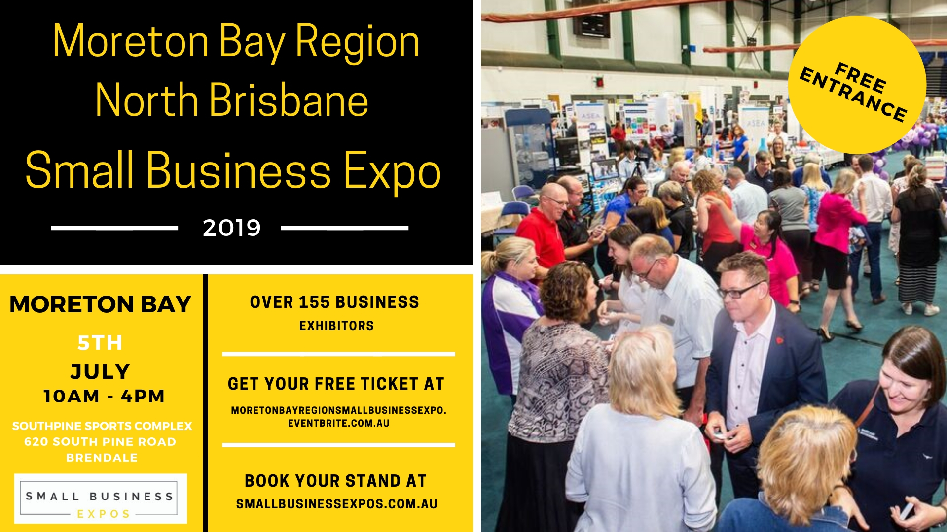 Business Expos | Brisbane | Gold Coast | Small Business Expos | Moreton Bay Expo Facebook Event