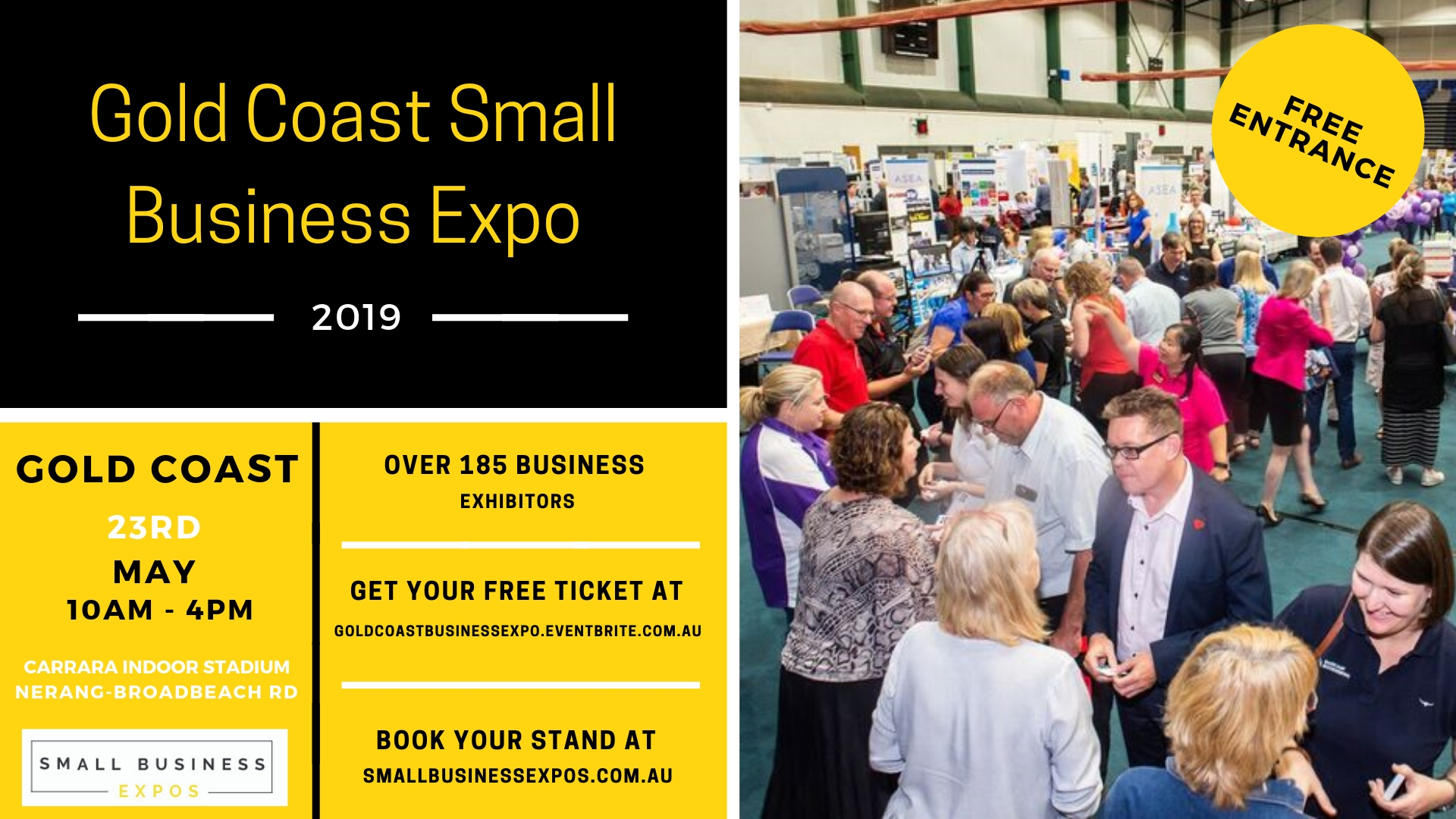 Business Expos | Brisbane | Gold Coast | Small Business Expos | Gold Coast Expo Facebook Event (2)