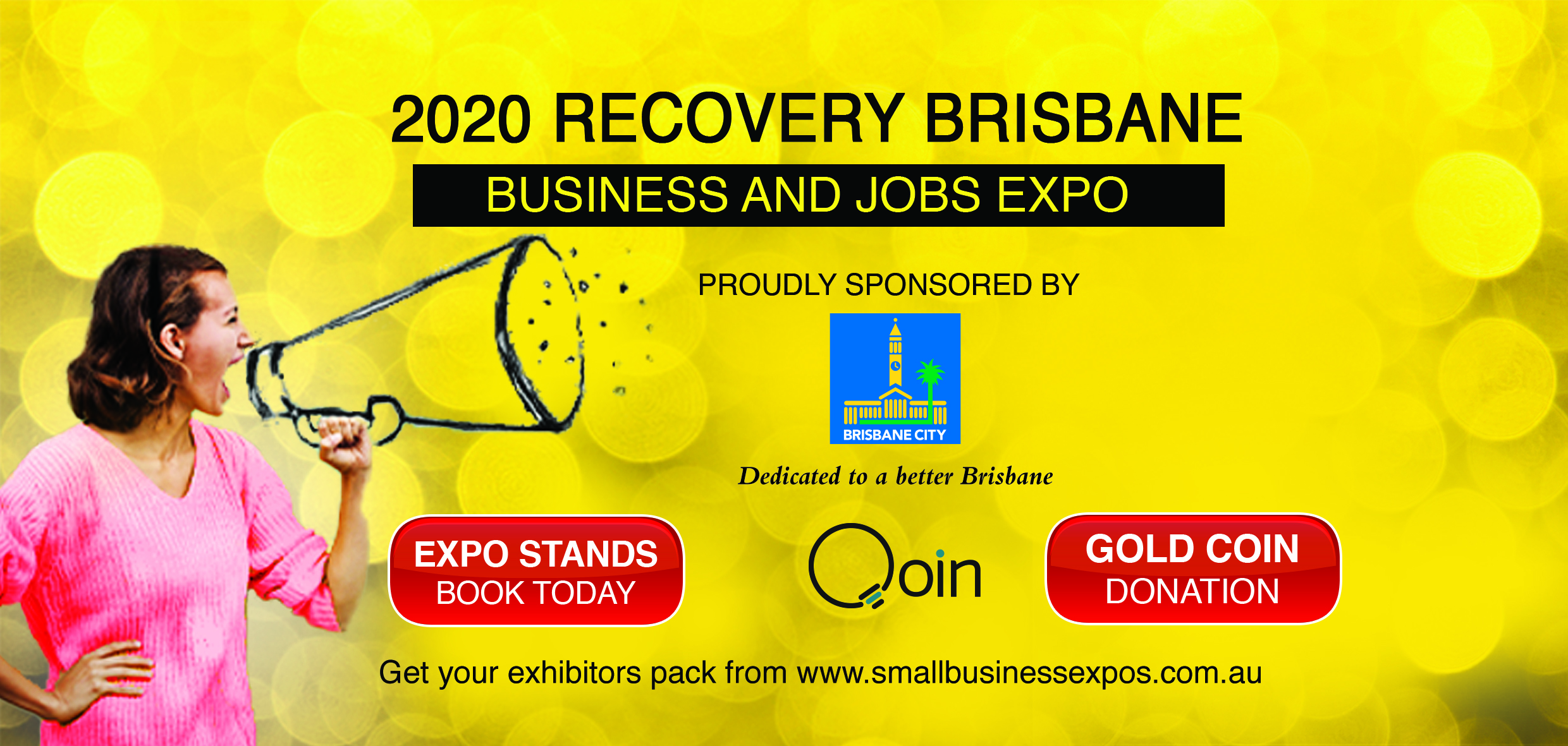 Recovery Brisbane Business and Jobs Expo