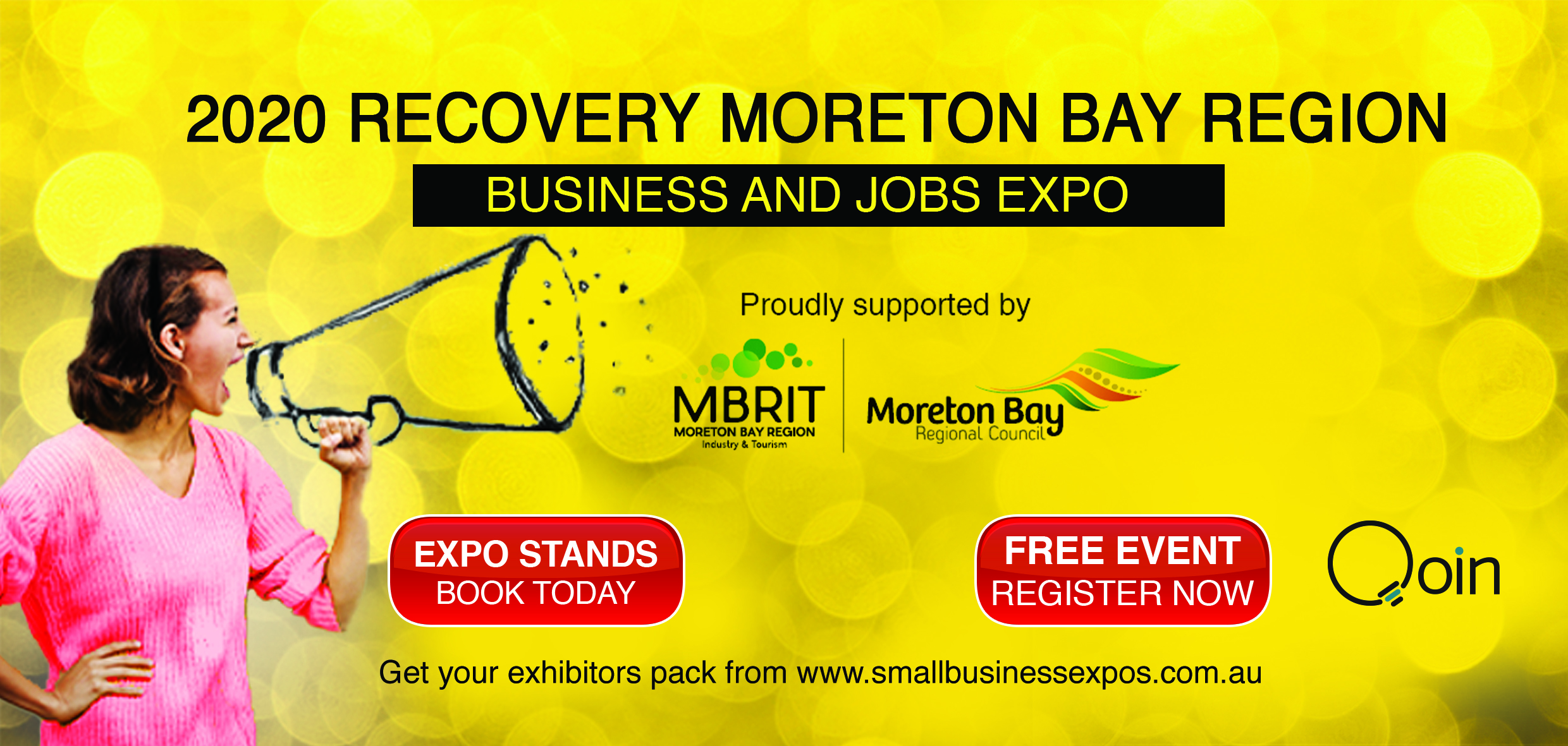2020 Recovery Moreton Bay - Business and Jobs Expo