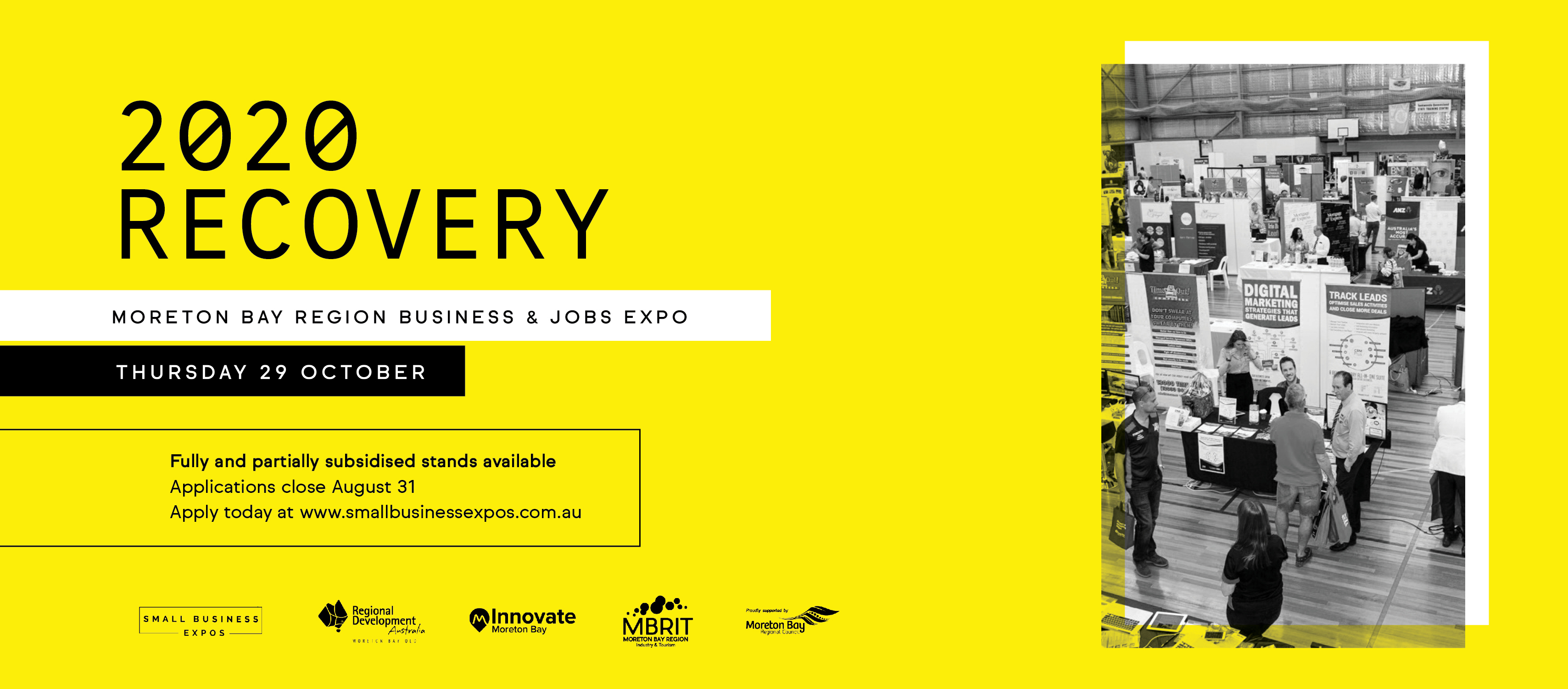 Business Expos | Brisbane | Gold Coast | Small Business Expos | Small Business Facebook Banner (3)